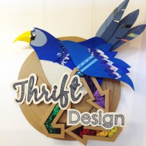 Thrift Design Sign