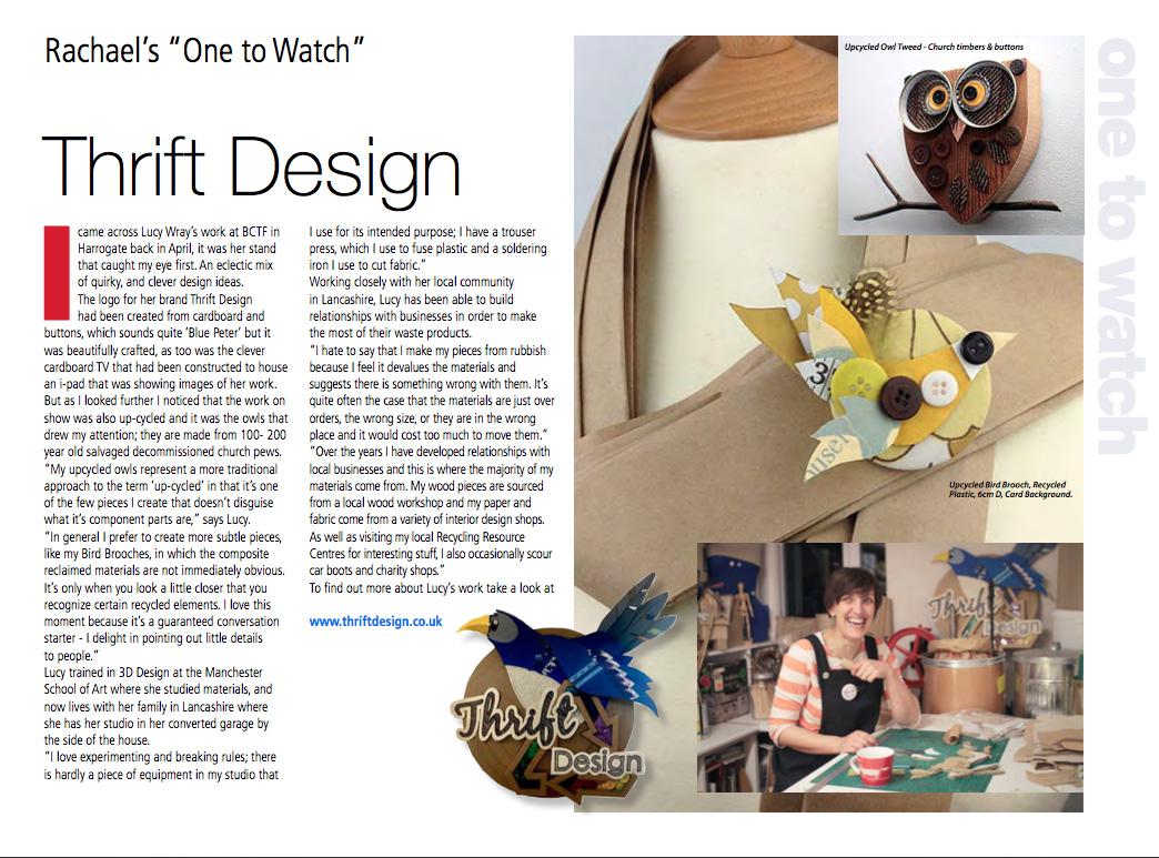 Craft & Design Feature copy