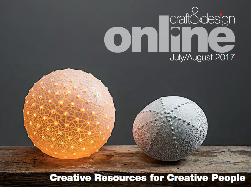 craft Design Feature front page
